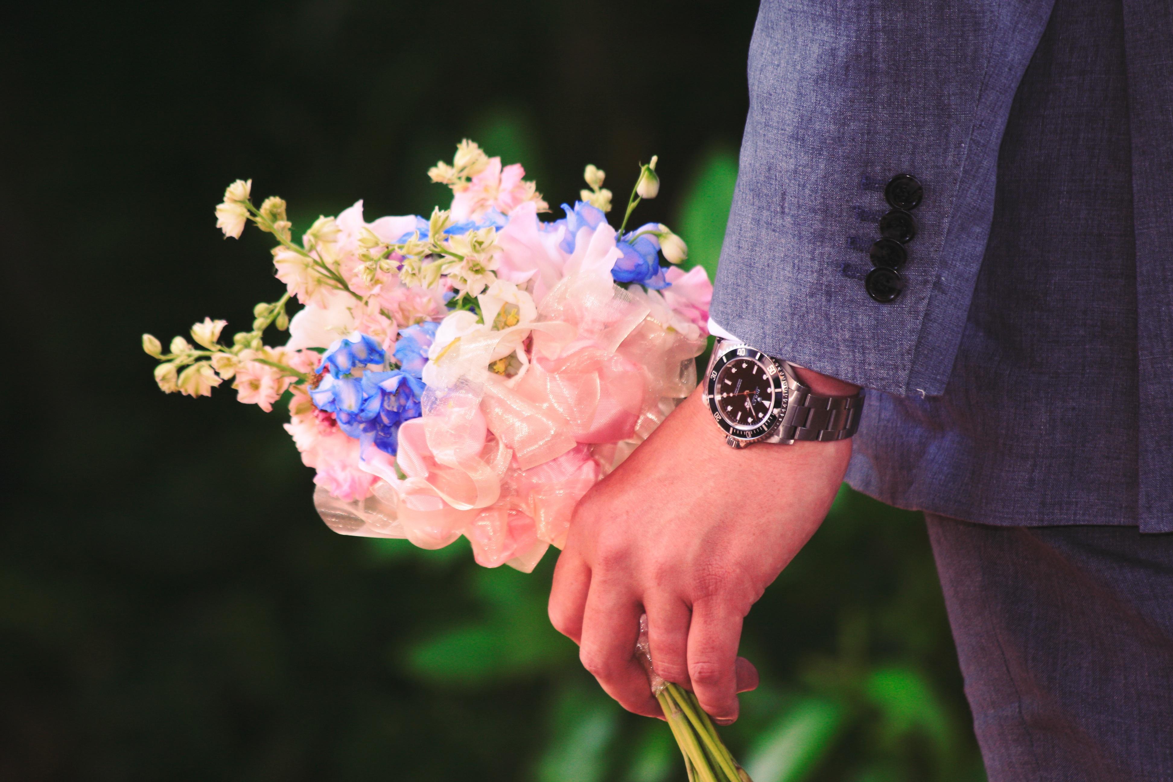 Flori la prima întâlnire. Da sau nu?