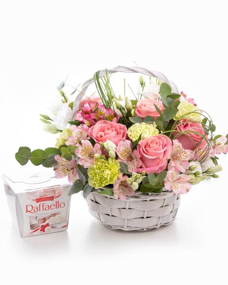 Coşuleţ cu flori delicate