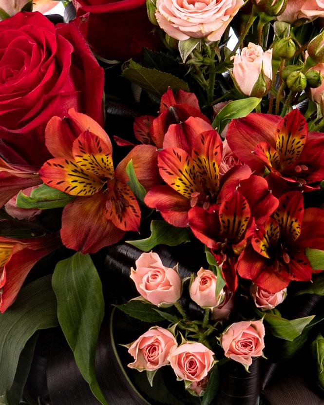 Stefania flower bouquet
