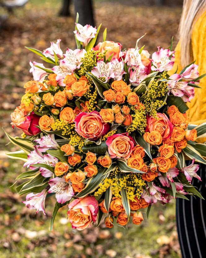 Andreea flower bouquet
