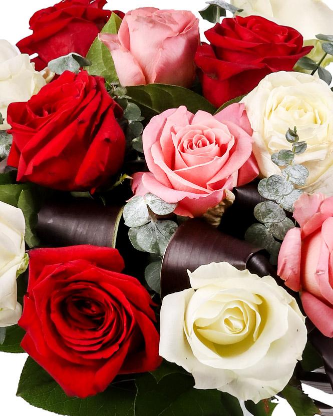 "Bouquet ""Declaration of love"