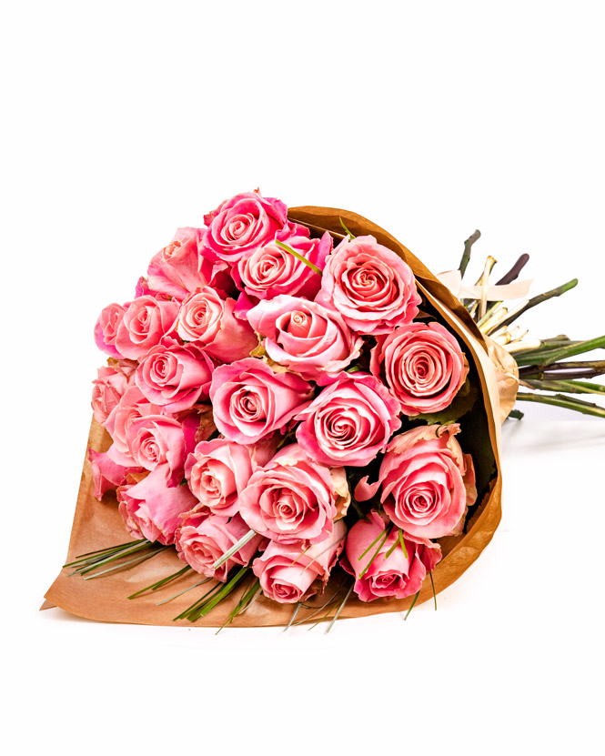 """Sweet Pink"" bouquet"