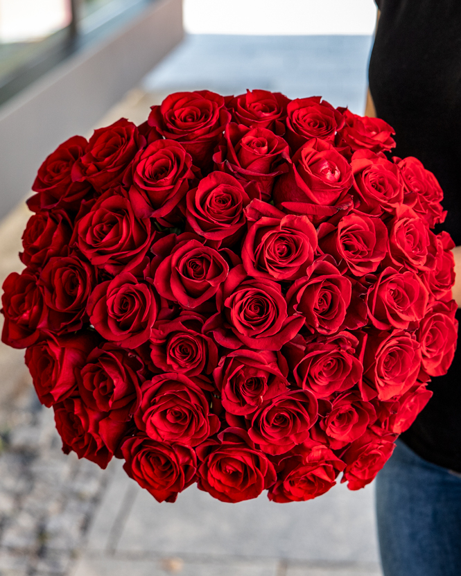 """""""Glamour"""" rose bouquet"""