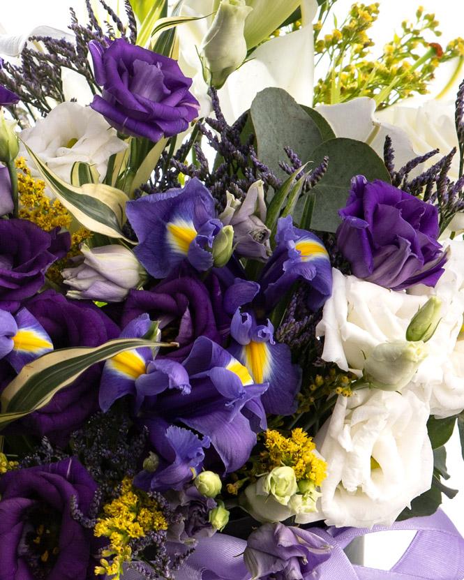 """Purple dream"" arrangement"