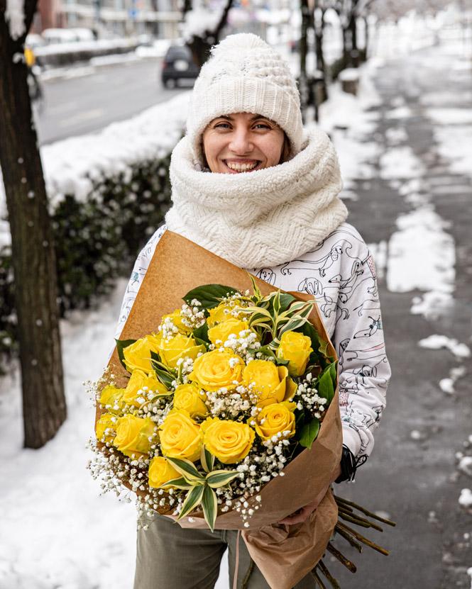 """""""Sunshine"""" bouquet"""
