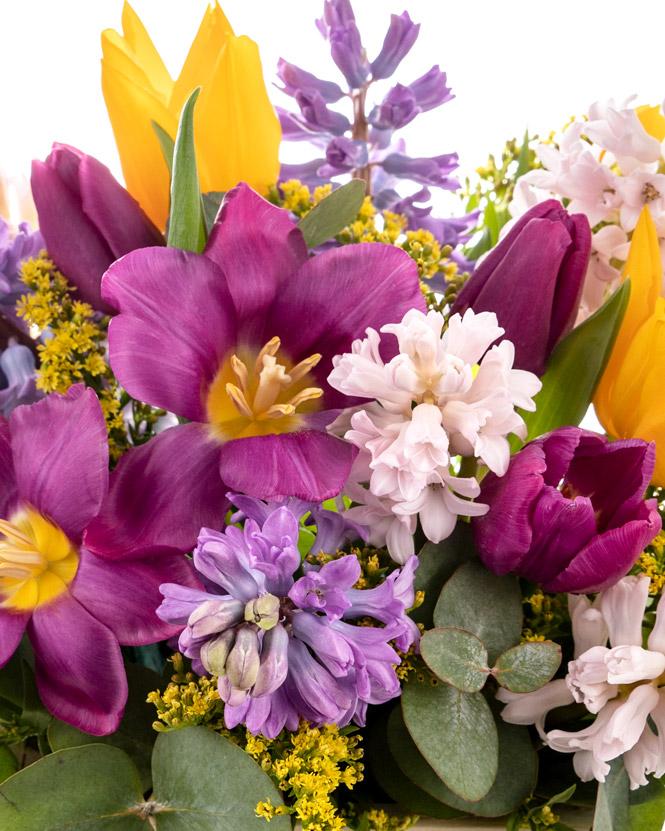 "Aranjament ""Happy Spring"""