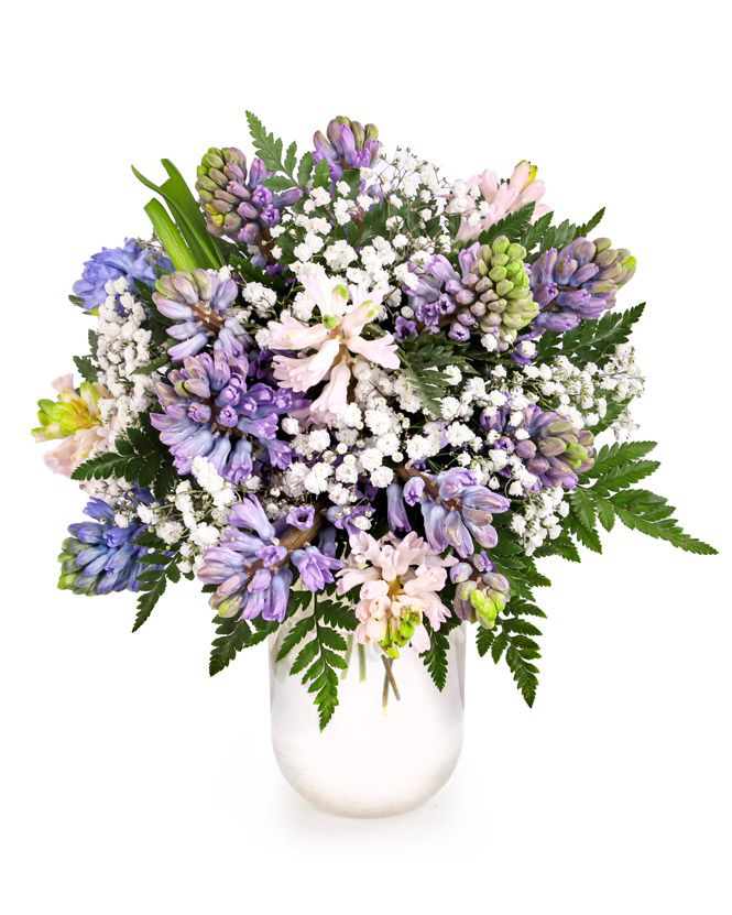 Scented Hyacinth Bouquet