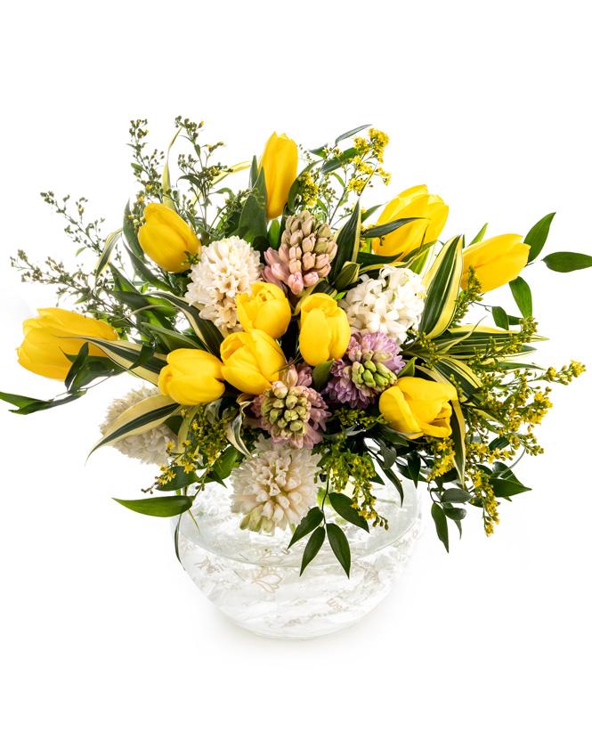 Bright Spring Bouquet