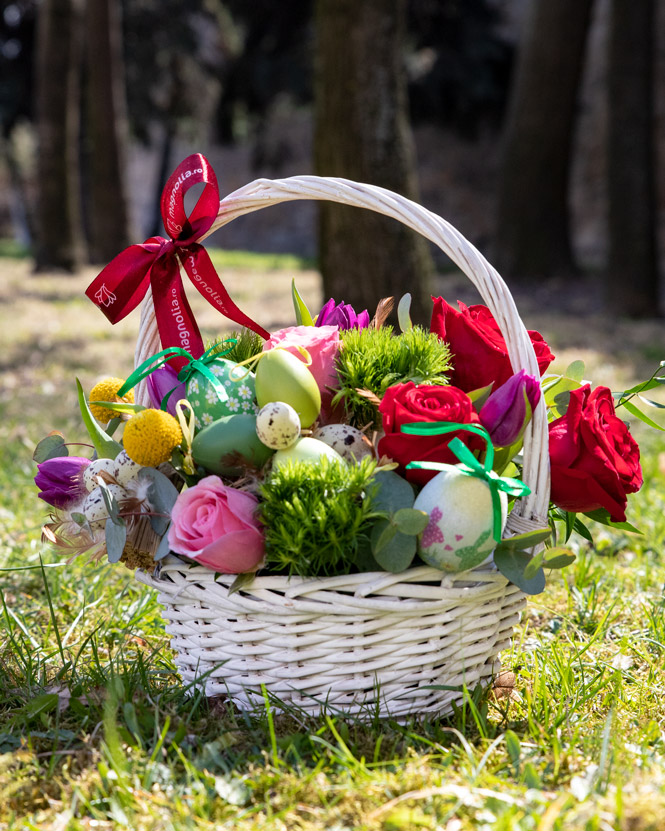 """Happy Easter"" arrangement"