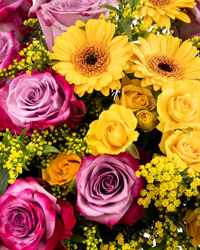 Joyful Day bouquet