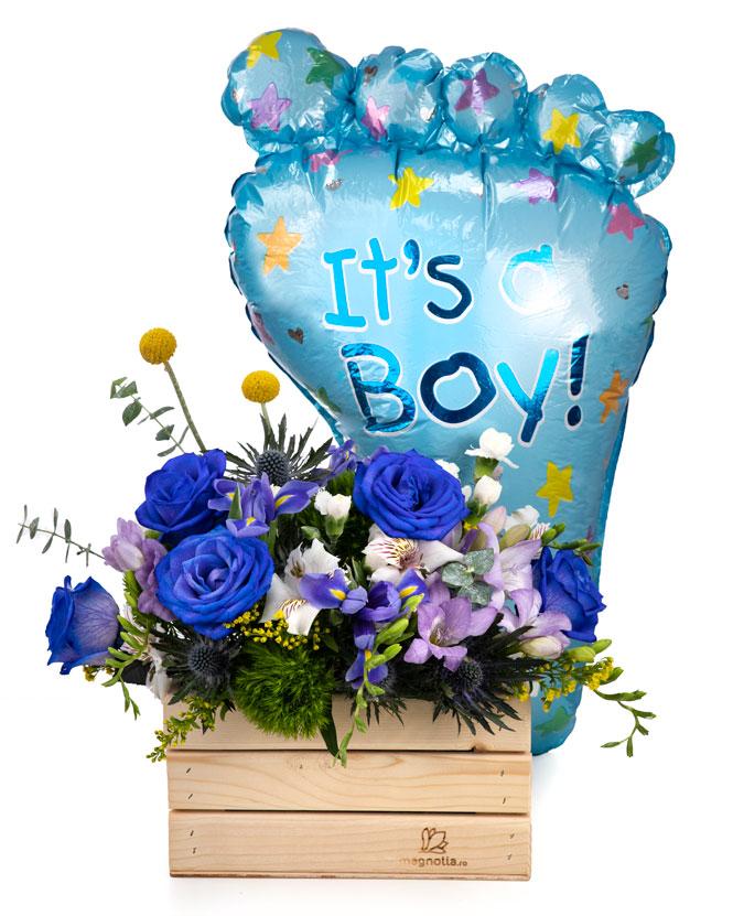 Cadou nou-născut băiețel