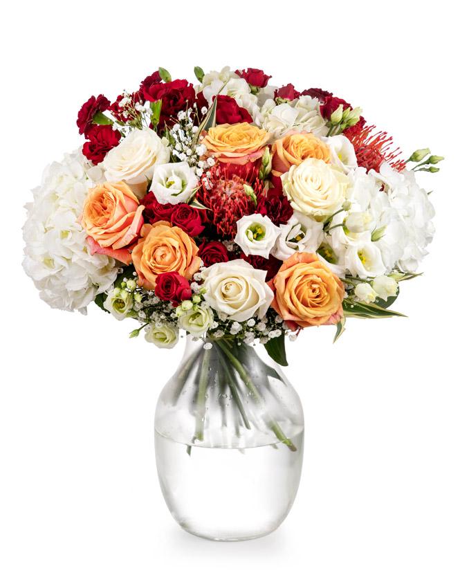 Good Vibes bouquet