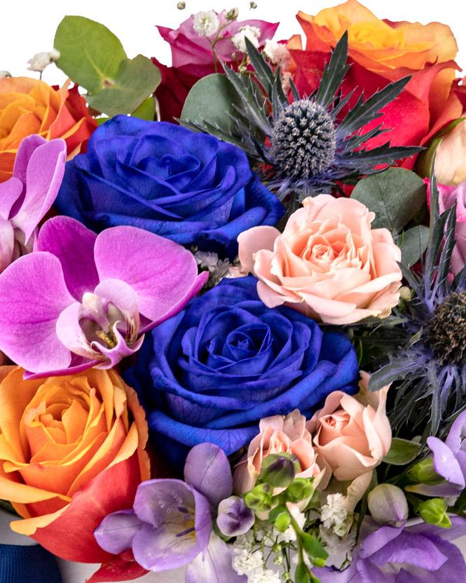 Blue Harmony arrangement