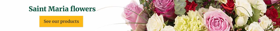 Saint Maria Day flowers