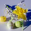 3 idei de aranjamente florale pentru Paste