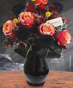 Flori de Halloween