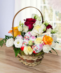 Flowers for 1st of June