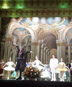 Baletul pe gheață din St. Petersburg Cluj 2019 1
