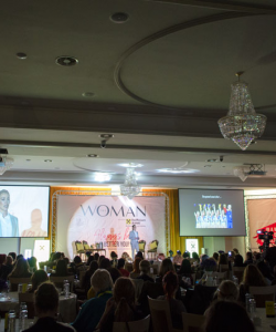 Conferinta de Leadership feminin The Woman 2