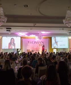 Conferinta de Leadership feminin The Woman 4