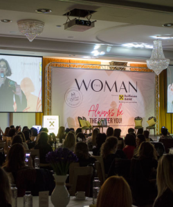 Conferinta de Leadership feminin The Woman 6