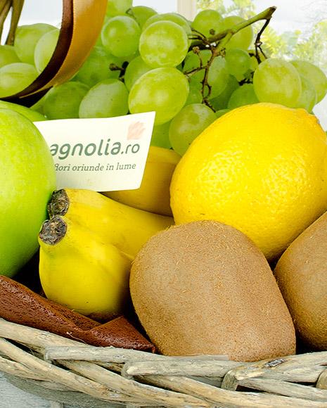 Cos cu fructe Aromatic