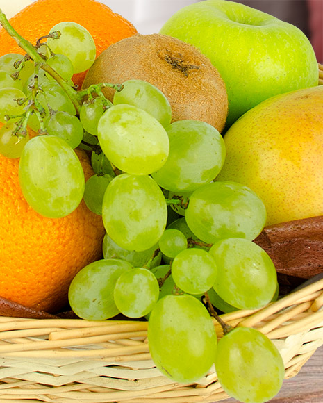 Cos cu fructe Fresh