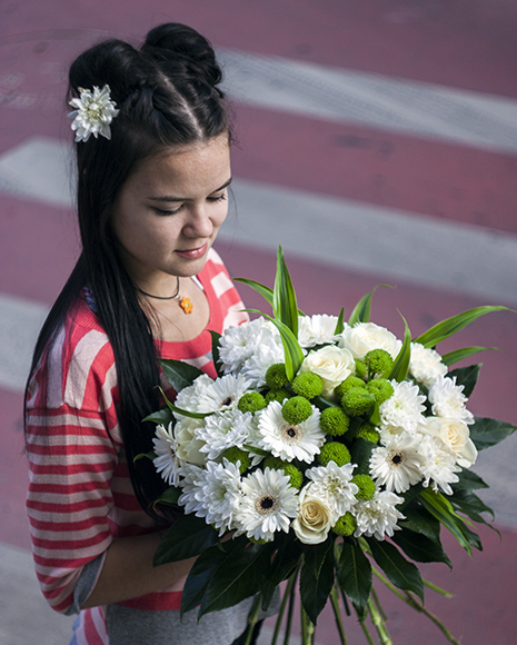 Buchet de flori Gabriela