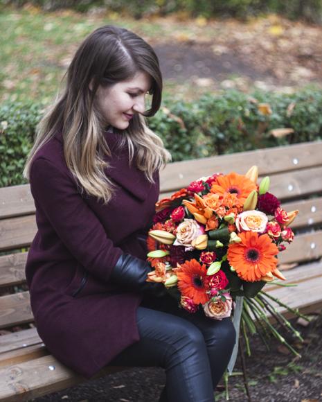 Buchet de flori Andreea