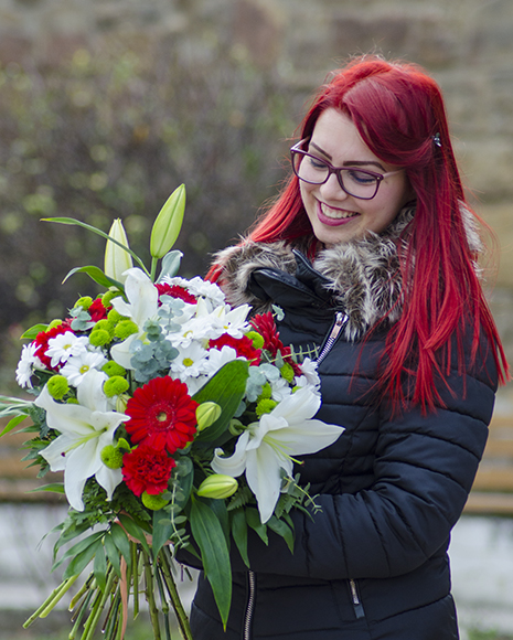 Buchet de flori Ioana