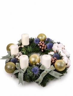 Coronita Advent cu accesorii